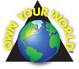 New Logo Image Own Your World